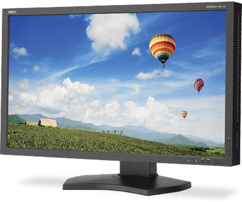 Monitors for color photo work