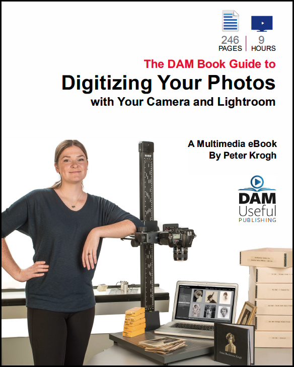Digitizing Your photos - a guide to photo scanning with a digital camera